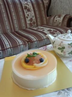 桃のムース.jpg