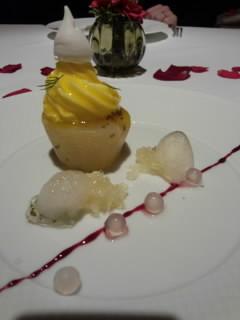洋梨のコンフィ 柚子の香り.jpg