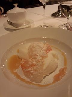 銀座ハプスブルク オレンジのムース.jpg