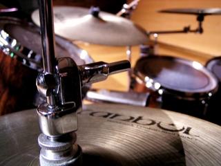 ドラムセット.photo by つだっち.JPG